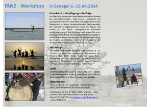 Microsoft PowerPoint - Workshop Senegal April 2014